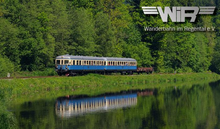 Wanderbahn Regental